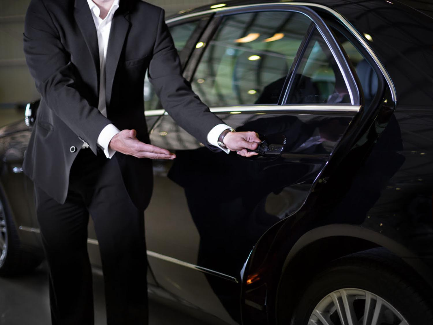 Limo Service Professional Chauffeurs